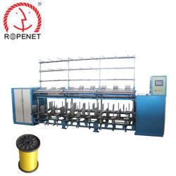 La corde pour faire de l'anneau de ligne Twister PP/nylon/polyester/coton/Sisal/jute/Raphia de fils machine de torsion