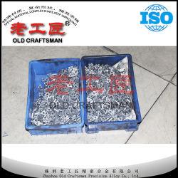 Spessore dall'inserto del carburo di tungsteno della materia prima di 100%