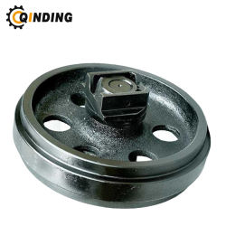 Escavadeira de pequeno rolete da engrenagem intermediária, Mini-Digger Grupo roda da polia intermediária