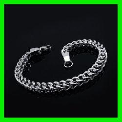 2012のステンレス鋼の人のブレスレットの鎖(TPBCB013)