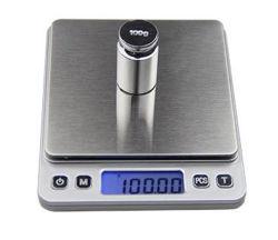 وزن إلكترونيّة مقياس [كونت فونكأيشن] مطبخ [فوود بلنس] [0.01غ] مجوهرات
