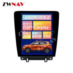 포드 차 GPS 항법 Headunit를 위한 차 DVD 플레이어 차 입체 음향 영상