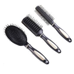 Grossista Highwoo 3PCS pente para cabelo definir as mulheres senhoras de Tratamento de Cabelo Escova de Massagem