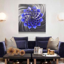 Comercio al por mayor de metal 3D de la pintura de pared LED de artesanía artes Casa moderna decoración interior de China