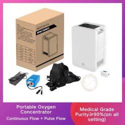 Psa 기술 휴대용 가정 사용 높은 순수성 산소 집중 장치
