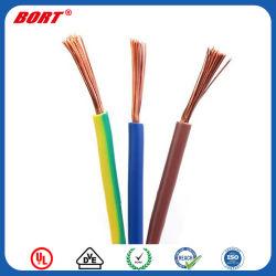 Flachkabel Belüftung-Isolierungs-elektrischer Draht des Verbinder-UL1571