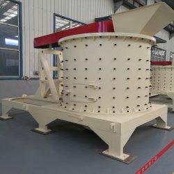 Gekennzeichnete vertikale Verbundzerkleinerungsmaschine-Steinzerkleinerungsmaschine für Kies-Produktionszweig