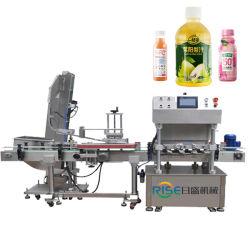 자동적인 고속 캡핑 기계 포장 기계 밀봉 기계 감싸는 기계 감응작용 밀봉 기계