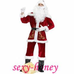2021 성탄절 의상 산타 클로스 마스코트 의상
