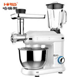 5L de multifunctionele Automatische Mixer van het Voedsel van het Gebruik van het Huis van de Mixer van de Tribune Elektrische Spiraalvormige met Juicer en Gehaktmolen