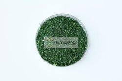 Vert de base 4 avec cristal brillant