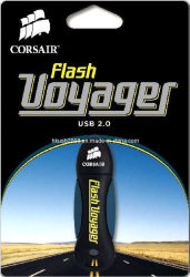 Corsair Flash Voyager Pendrive 64GB
