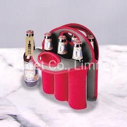 Бутылка вина поездки мешок охладителя вино женская сумка