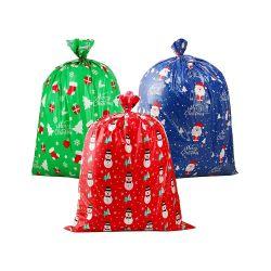 أكبر من المعتاد [بلسك] تعليب حقائب مع عيد ميلاد المسيح تصميم عطلة هدية حقائب لأنّ أطفال هبات