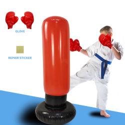 Het naar maat gemaakte Speelgoed van de Tribune van de Zak van het Hulpmiddel van de Sport van de Oefening Puncing Opblaasbare In dozen doende voor Adults