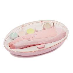 Детский электрический триммер для ногтей безопасной кофемолка лак для ногтей уход резак польской и кузова для лак для ногтей