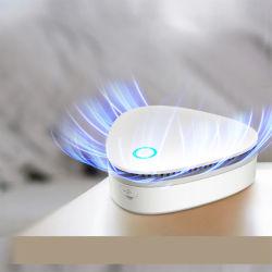 Populares portátil multifuncional de purificação do ar Cleaner ozonisador estiver cortada Home