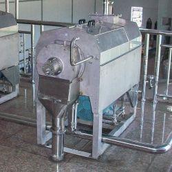 Polpa de laranja de máquinas de alimentos, Óleo de laranja, sumo de laranja do separador de centrifugação; a máquina