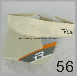 Baumwolle 100% Sports Sun-Maske mit gedrucktem Firmenzeichen