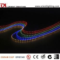 Ce UL 60 светодиодов/M гибкие светодиодные полосы света SMD335