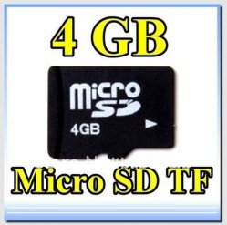 Tarjeta de memoria Micro SD Unlocker acepta Paypal verdadero