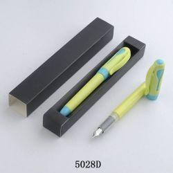 Fantasia colori Design plastica Fountain penna Stationery Box per bambini
