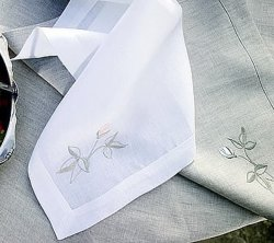 Table Napkin With Embroidery (NP-0021)