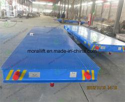 Chariot de manutention d'acier industriel pour la manipulation de matériel de transfert