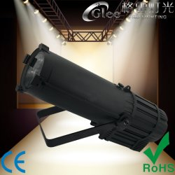 300W LED branco exterior à prova Ellipsoidal Perfil Leko Teatral Local