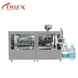 自動食品等級のステンレス鋼水びん詰めにする装置の試験工場