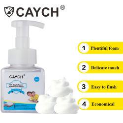 3 couleurs au lavage des mains antibactérien du savon liquide avec la CE pour les enfants