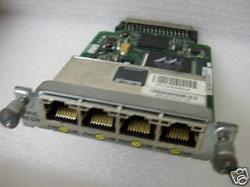 Módulo de Cisco HWIC Tarjetas HWIC-1FE/2FE HWIC-4ESW