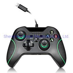 Senze Sz-362W ha collegato la maniglia elettricamente dei video giochi di Gamepad della barra di comando del gioco del PC del regolatore del gioco di 1.8m per Xboxone