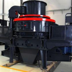 Sabbia verticale del frantumatore a urto dell'asta cilindrica della Cina VSI che fa la pianta della macchina