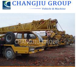 Utilizan grúas camiones 25ton utiliza Kato 25t grúa camión de grandes condiciones