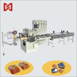 Chocolat machine d'emballage automatique des aliments avec Approbation CE