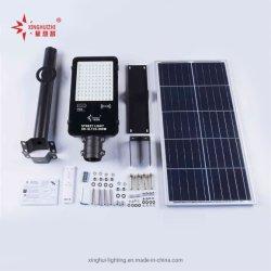 Solare integrato ad alta potenza IP66 60 W 90 W 120 W 180 W 260 W. Illuminazione stradale LED All in One lampada Garden Light impermeabile