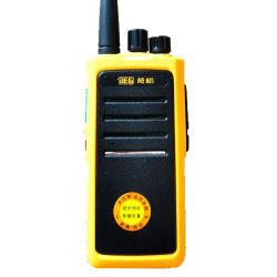 Fréquence différente de la fonction de l'équipement radio de poche Yt-189 Interphone Interphone