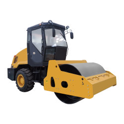 迅速な納車 6 トン振動ローラ道路建設の定価