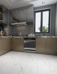 Materiale della decorazione delle mattonelle del vinile del pavimento di Spc delle mattonelle del pavimento non tappezzato del pavimento