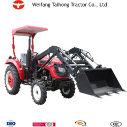 새로운 Ty354 중국 Taihong 상표 고품질 35HP 정원 또는 잔디밭 또는 농장 트랙터