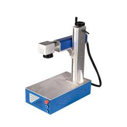 Marcação a Laser de fibra 50W/Gravura máquinas para Anel do Pistão
