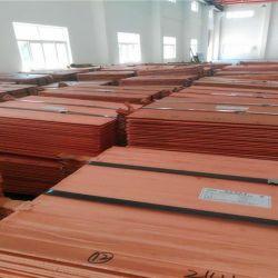 Placa de catodo de cobre primário, Catodo Non-Alloy, Alta catodo, catodo de cobre catodo de cobre puro, lingotes de Metais Não Ferrosos