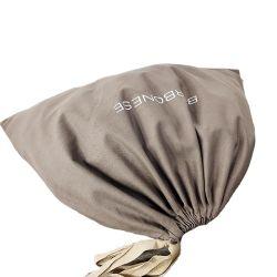 Оптовый логотип напечатанный подарок полотно хлопок утягивающий шнурок обувь мешок пыли Специальные чехлы для мешков для пыли для ручной клади