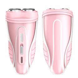 Les femmes rasoir électrique étanche de rasoir meilleur Mens 4D'un rasoir électrique rasage rasoir électrique de la machine
