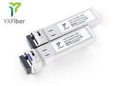 10GB/s Bidirectional 20km SFP+ (Bidi T-Transceptor óptico SFP+)