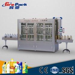 Vollautomatische Aluminium Kann Sauce Curry Sesam Öl Füllung Verpackung Maschine Commodity Produktionslinie Hohe Kapazität