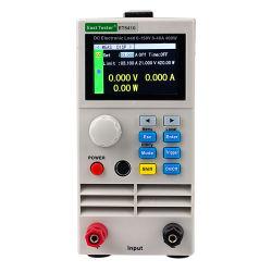 Et5410 Carga DC de un solo canal programables Carga DC electrónica