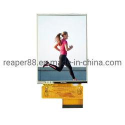 شاشة TFT LCD مقاس 2.8 بوصة بتقنية TFT و240 × 320 RGB 40 سن Ili9341V للجهاز المحمول