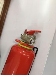 مصدر إمداد موثوق CE و En3 1كجم ABC مسحوق قابل للنقل طفاية الحريق